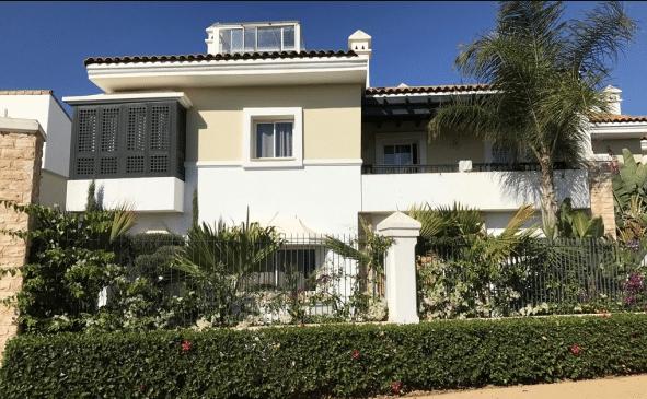 location villa casablanca